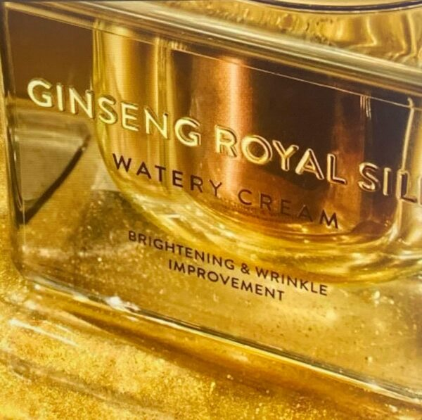 GINSENG ROYAL SILK WATERY CREAM 60g